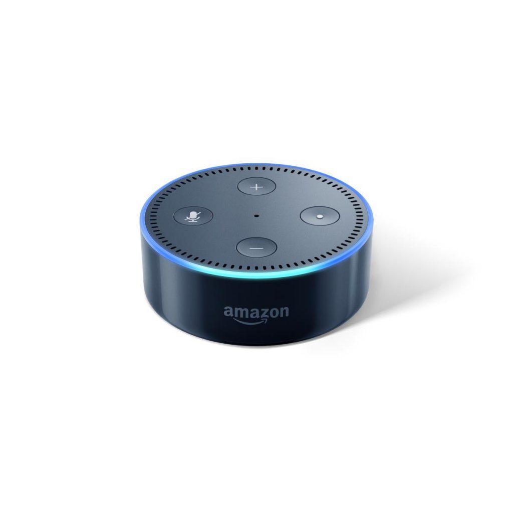 Echo und Echo Dot im Vergleich
