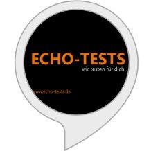 Echo-Tests.de Nachrichten Skill