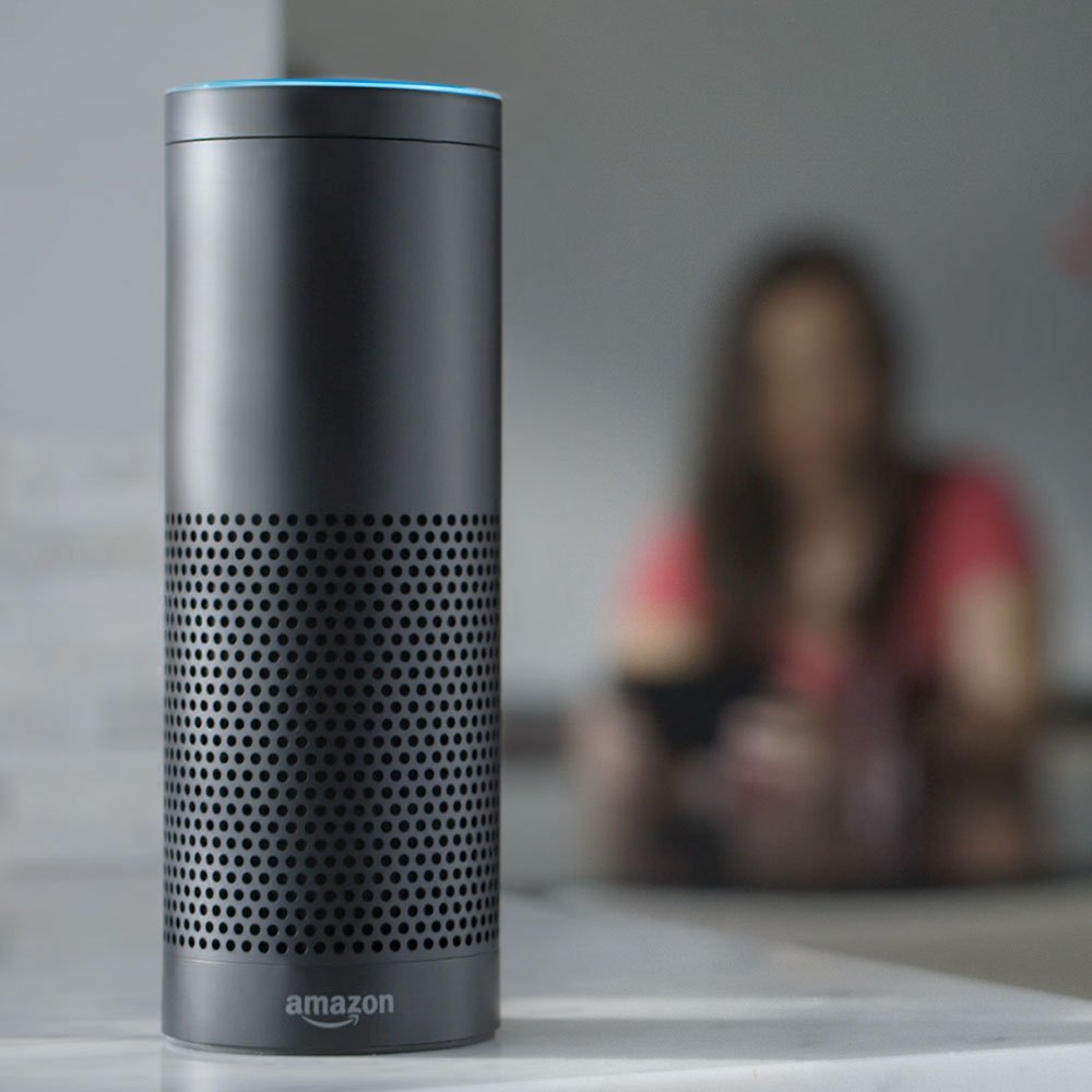 Amazon Echo schwarz
