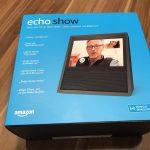 Echo Show Bild zur Einrichtung bei Erstinbetriebnahme