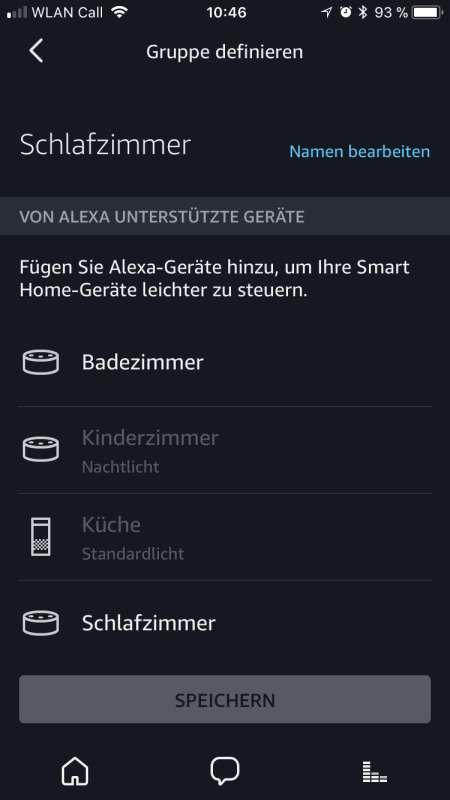 Amazon Alexa: Schalte Licht ein - über Smart Home-Gruppe intuitiv ...