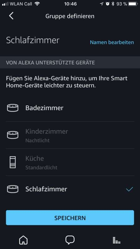 amazon alexa schalte licht ein ber smart home gruppe. Black Bedroom Furniture Sets. Home Design Ideas