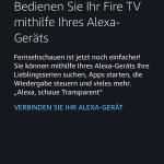 FireTV einrichten
