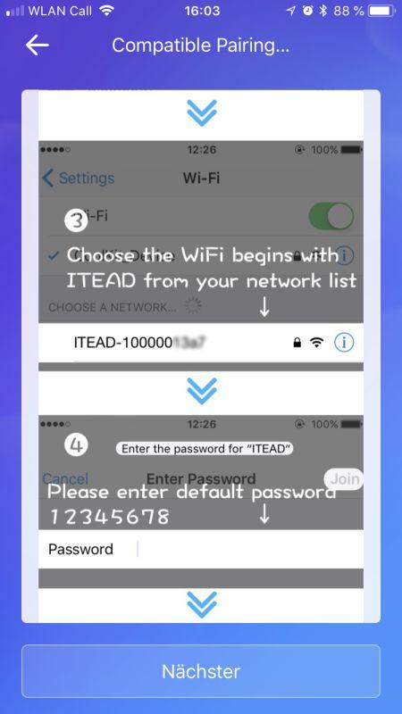 eWeLink App Compatible Pairing 2